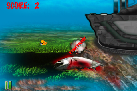 Screenshot Addictive Ocean Madness